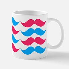 Cute Mustache Mug