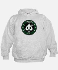 Come and Take It (Green/White Spade) Hoodie