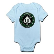 Come and Take It (Green/White Spade) Body Suit