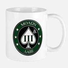 Come and Take It (Green/White Spade) Mug