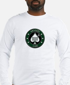 Come and Take It (Green/White Spade) Long Sleeve T