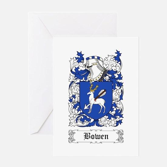 Bowen Greeting Card