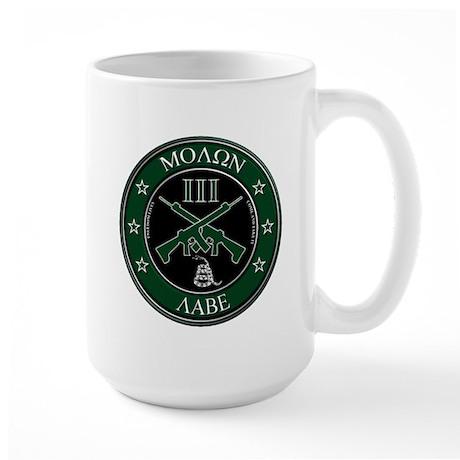 Come and Take It (Crossed Rifles) Mug