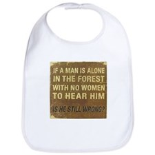 Wrong Forest Bib