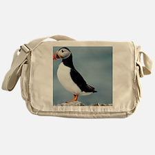 Atlantic puffin - Messenger Bag