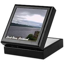 Loch Ness Keepsake Box