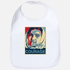 The Courage of Malala Yousafzai Bib