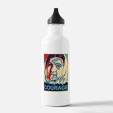 The Courage of Malala Yousafzai Water Bottle