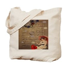 Music Time Tote Bag