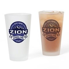 Zion Midnight Drinking Glass