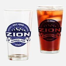 Zion Midnight Drinking Glass