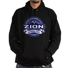 Zion Midnight Hoodie