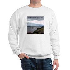 """""""Loch Ness Monster Sighting"""" Sweatshirt"""