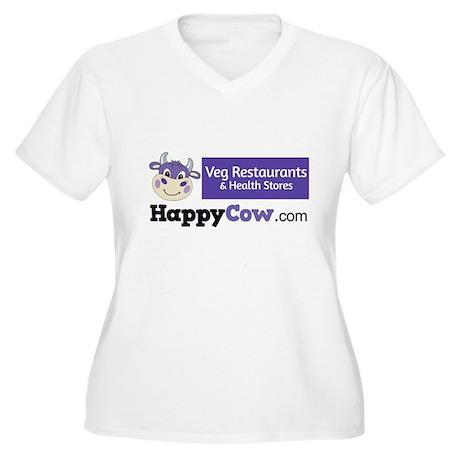HappyCow Plus Size T-Shirt