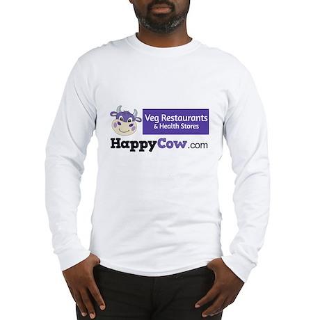 HappyCow Long Sleeve T-Shirt