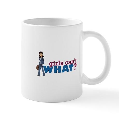 Business Lady Mug