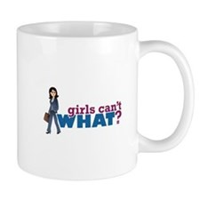 Business Lady Mug