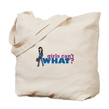 Business Lady Tote Bag
