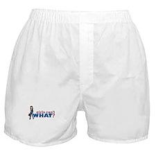 Business Lady Boxer Shorts
