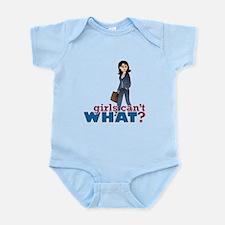 Female CEO Infant Bodysuit