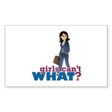 Female CEO Decal