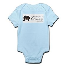 bernese mountain dog Body Suit