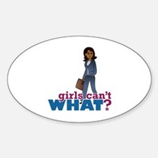 Woman CEO Decal