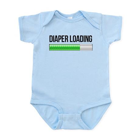 Diaper Infant Bodysuit