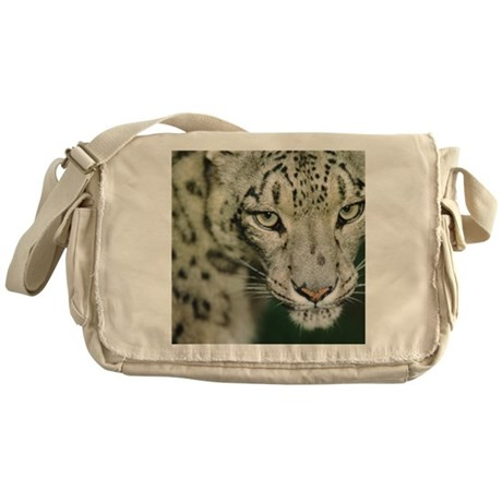 Snow leopard - Messenger Bag