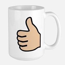 thumbs up Mug
