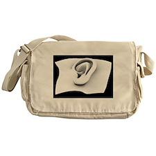 Ear, artwork - Messenger Bag