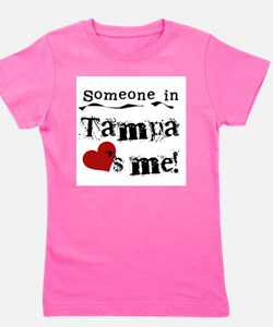 Tampa Loves Me T-Shirt