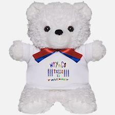 Preggo Is Pregnant Teddy Bear