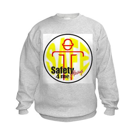 Safety 4 Me Kids Sweatshirt