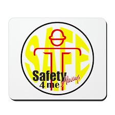 Safety 4 Me Mousepad