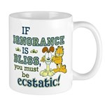 Ignorance Small Mug