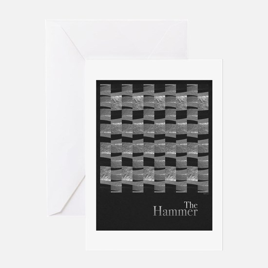 The Hammer Greeting Card