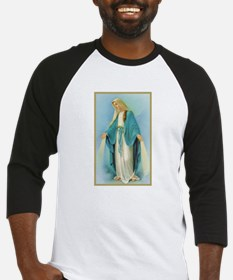 Virgin Mary Baseball Jersey