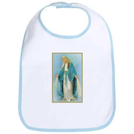 Virgin Mary Bib