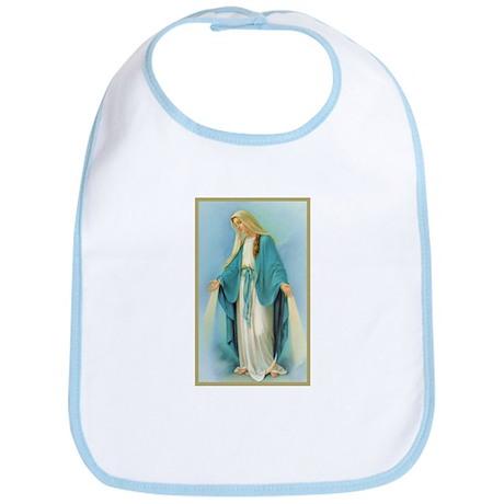Virgin Mary Bib