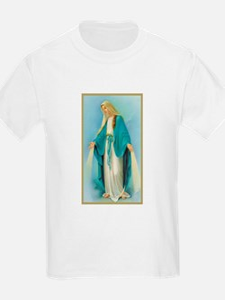 Virgin Mary Kids T-Shirt