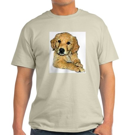Golden Retriever Gifts Women's Pink T-Shirt