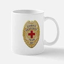 Zombie Response Team Badge Mug