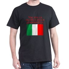 Italian Proverb Experience Theory T-Shirt
