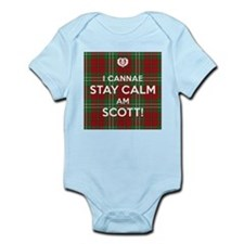 Scott Infant Bodysuit