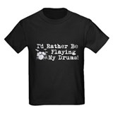Music Kids T-shirts (Dark)