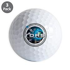 Double Star Golf Ball