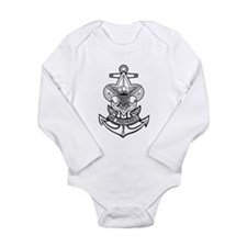 Sea Scout First Class Anchor Body Suit