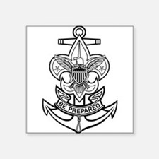 Sea Scout First Class Anchor Sticker