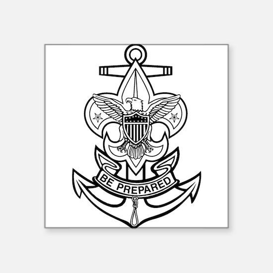 Sea Scout First Class Anchor Sticker
